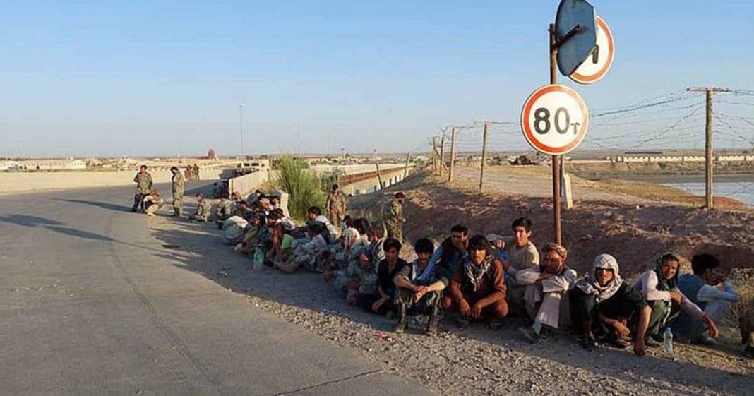 তালেবানের ভয়ে তাজিকিস্তানে পালিয়ে ১ হাজারের বেশি আফগান সেনারা
